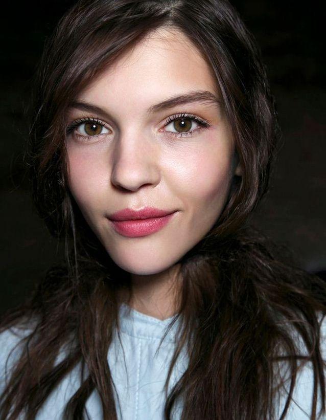 Le maquillage naturel pop