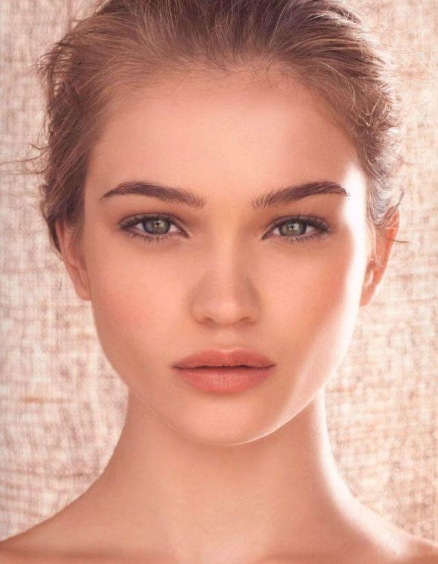 Le maquillage naturel pour réchauffer le teint