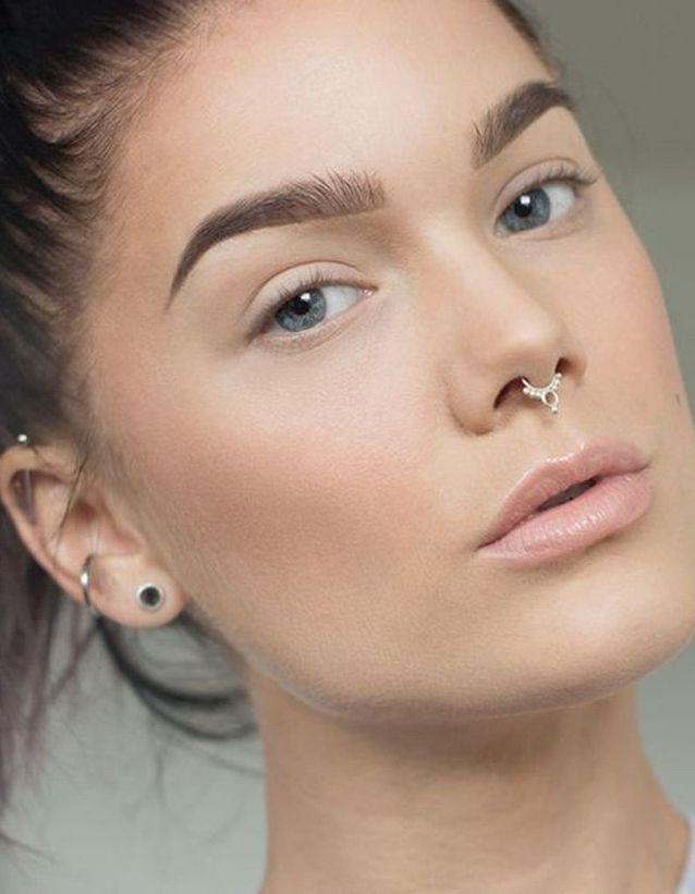 Le maquillage naturel couvrant