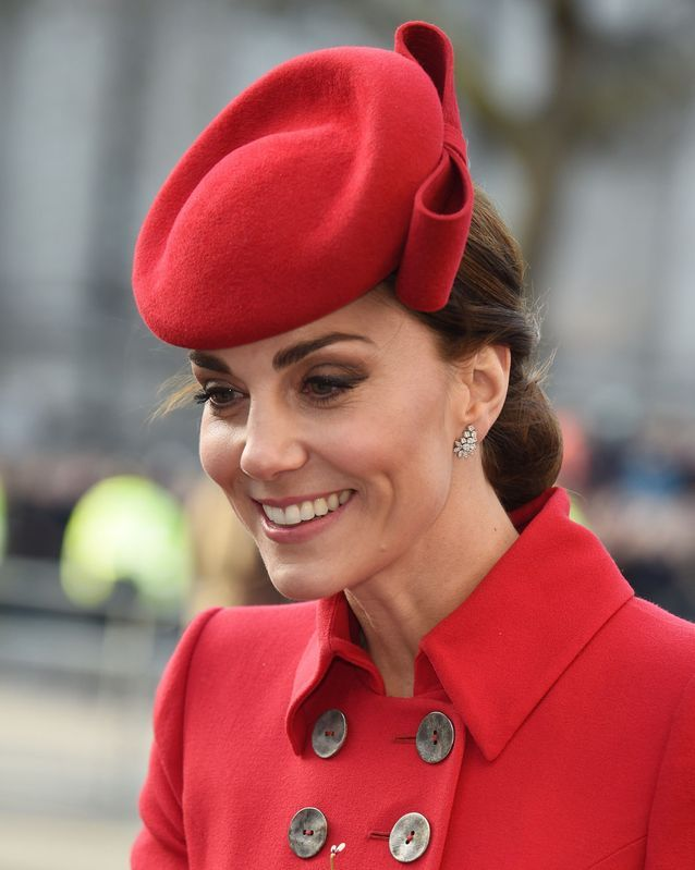 Kate Middleton maquillée