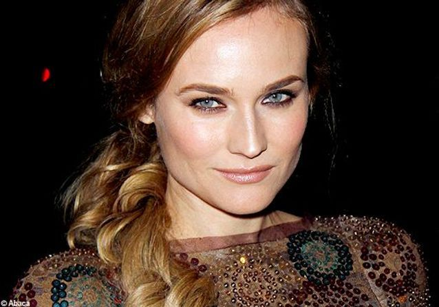 Comment se faire le make-up de Diane Kruger ?