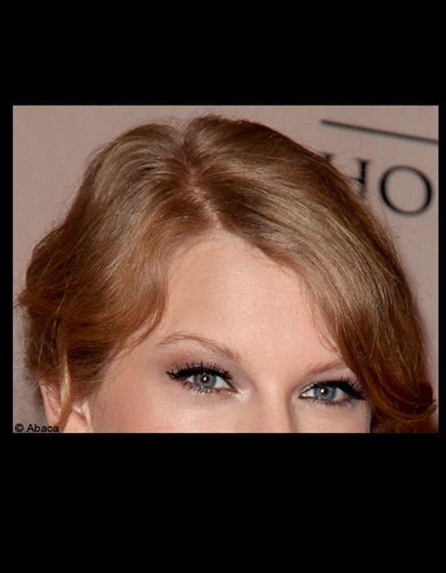 Beaute look de people conseils shopping Taylor Swift cheveux