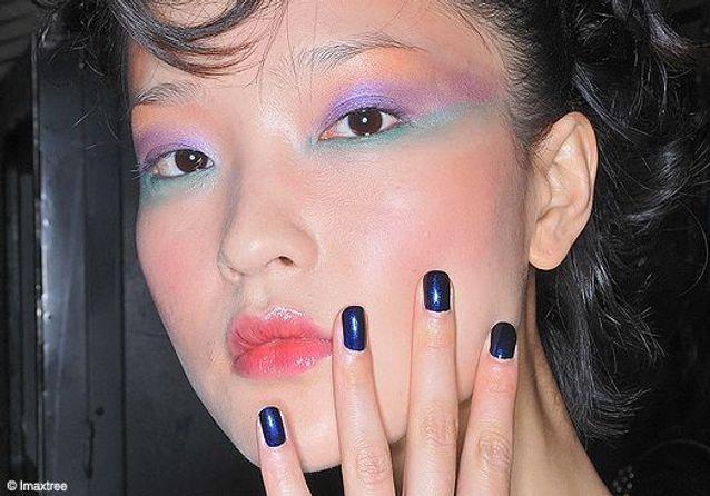 Les tendances maquillage des défilés new-yorkais