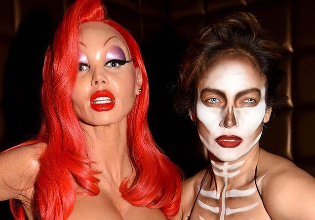Halloween : 15 maquillages de stars à copier