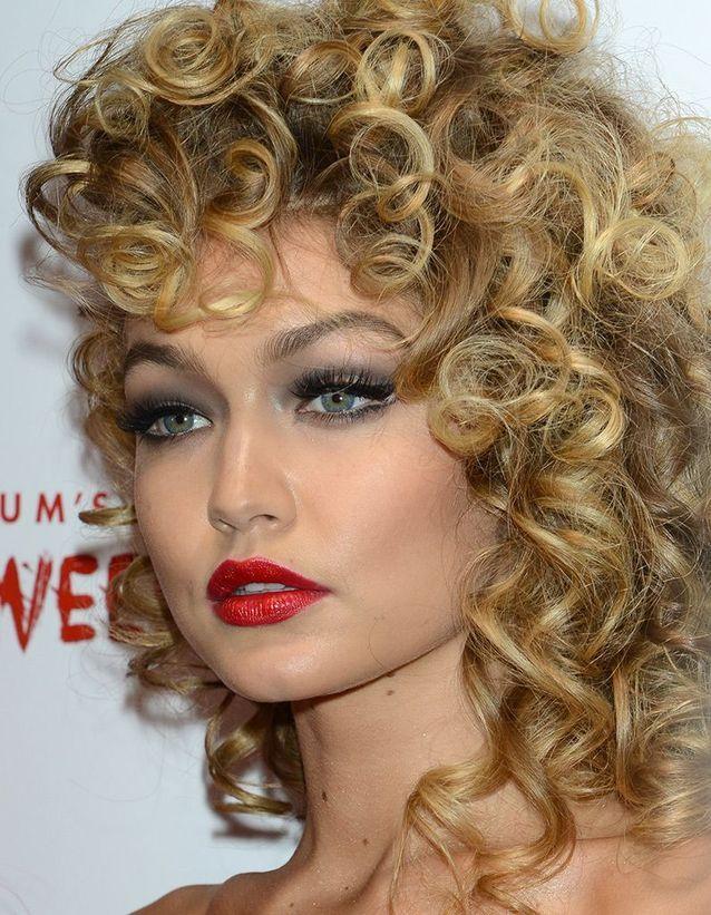 Le maquillage de Gigi Hadid pour Halloween