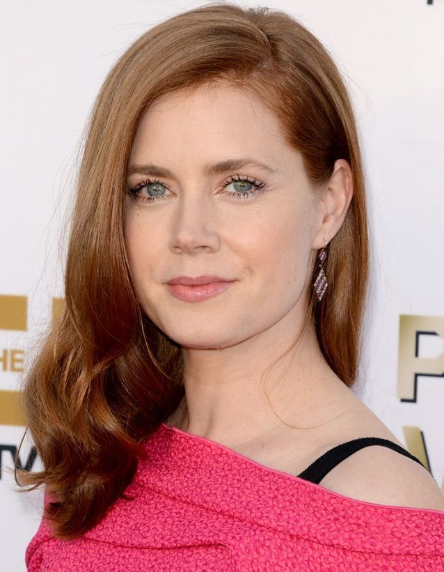 Le maquillage nude d'Amy Adams