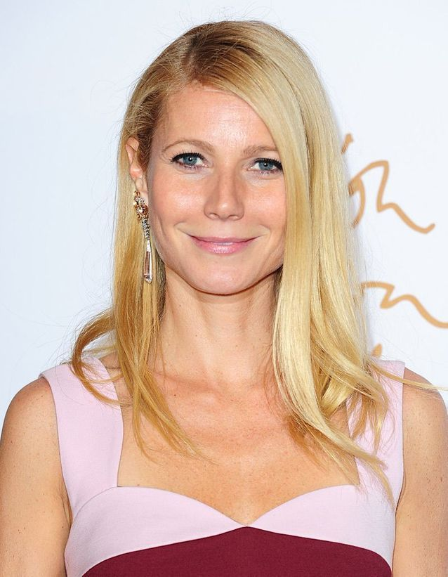 Le maquillage nude de Gwyneth Paltrow