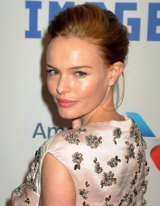 Le maquillage nude de Kate Bosworth