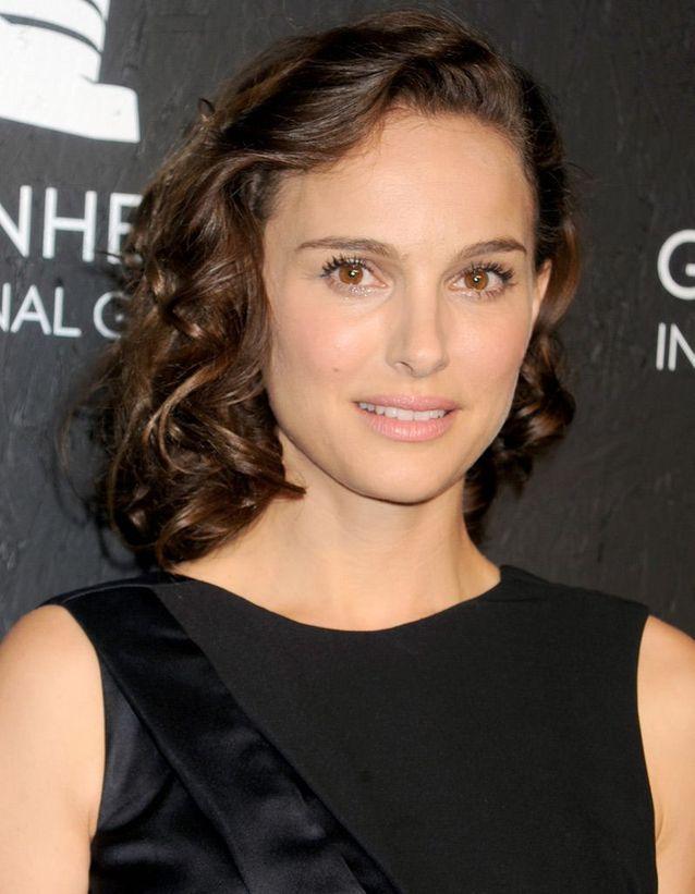 Le maquillage nude de Natalie Portman