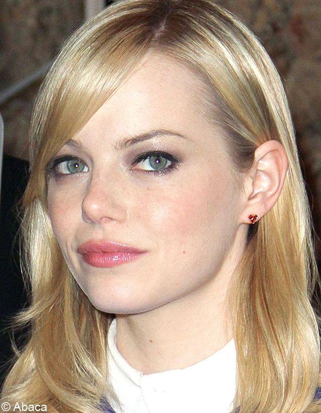 Emma stone teint
