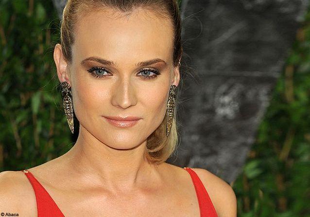 On veut toutes le beauty look de Diane Kruger