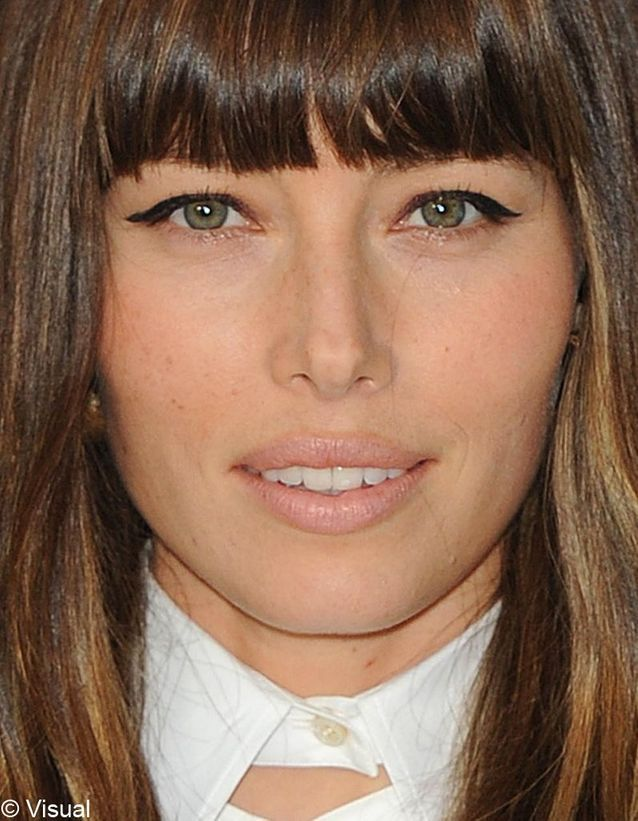 Beauty Look Jessica Biel teint