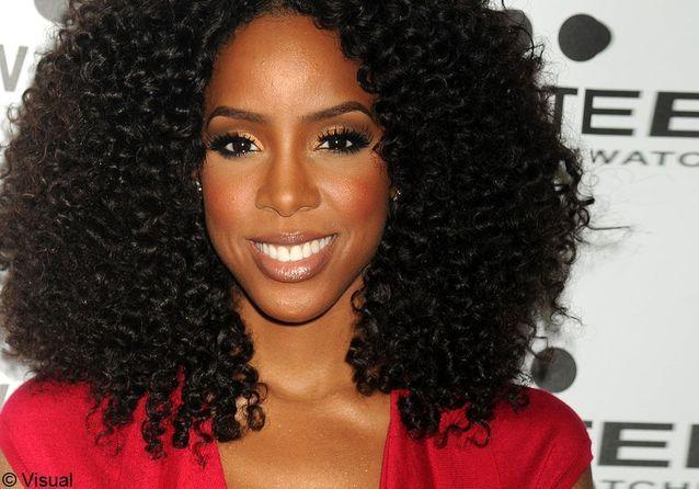 On veut toutes le beauty look de Kelly Rowland