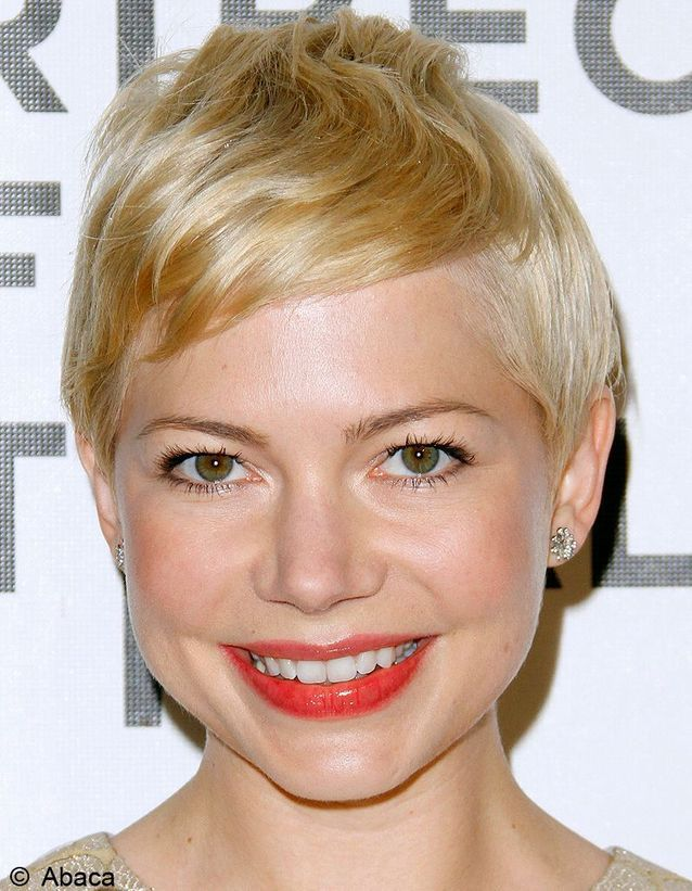 Michelle williams cheveux