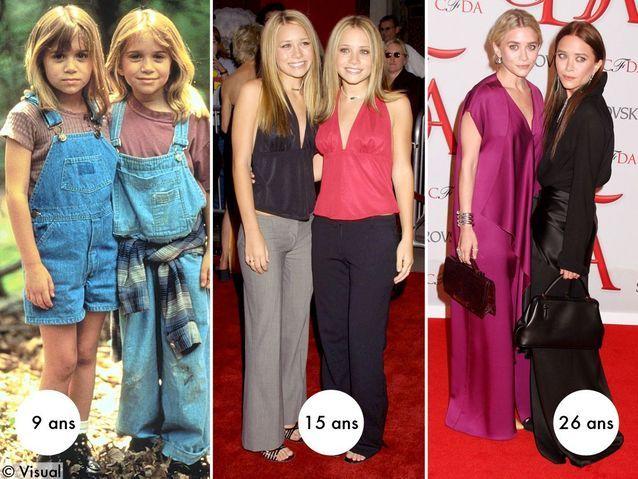 Les sœurs Olsen