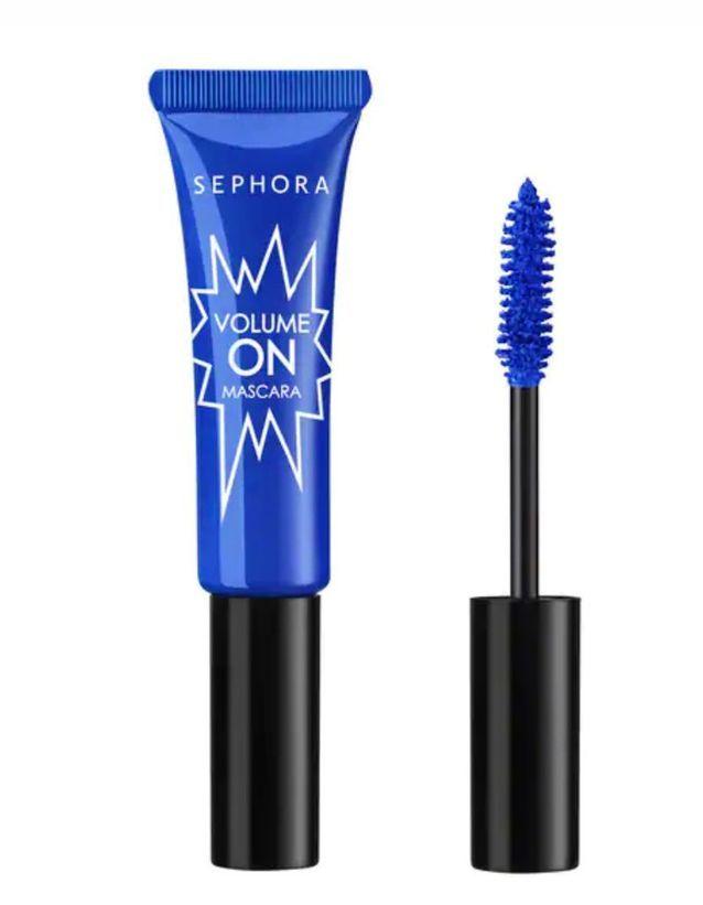 Mascara bleu, Sephora