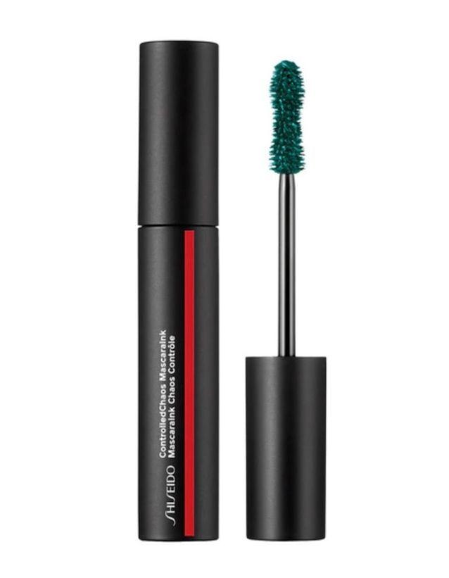 Mascara vert, Shiseido