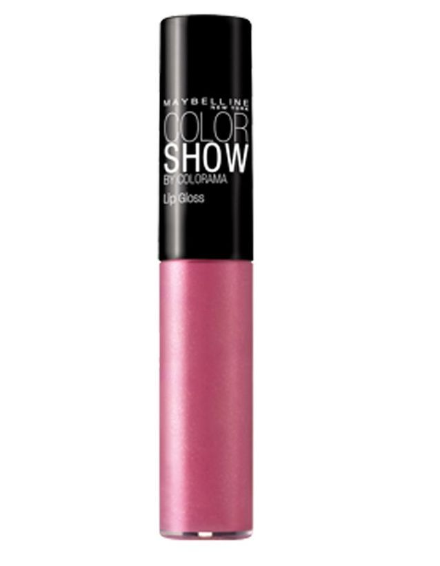 Gloss Color show, Gemey Maybelline, 5,90 €