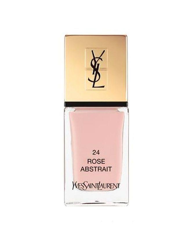 Vernis Rose Abstrait, YSL, 23,50€