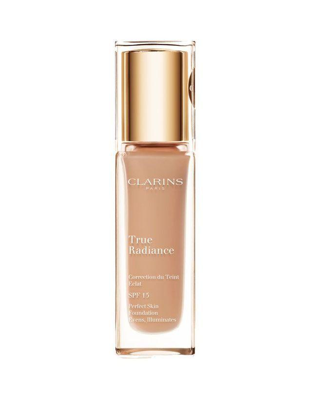 True Radiance SPF 15, Clarins, 30 ml, 40 €