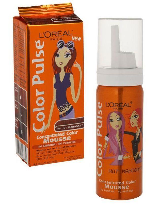 La coloration Color Pulse de L'Oréal Paris
