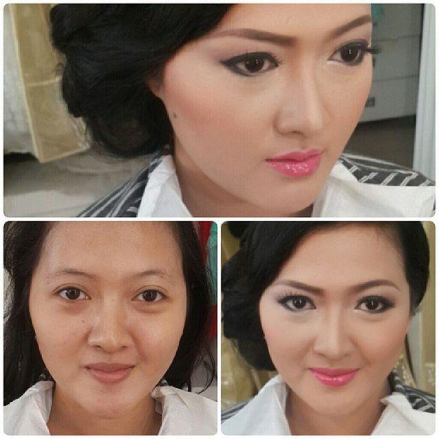 Le contouring de Aini makeup