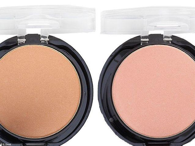 Beaute maquillage make up rose joue blush AGNES B
