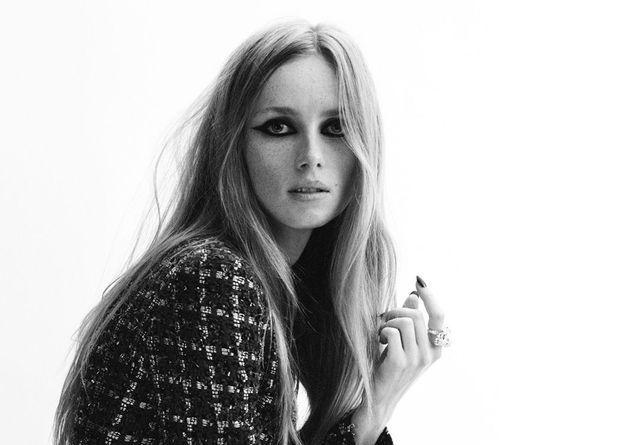 Cette tendance make-up des années 2010 aperçue à la Fashion Week