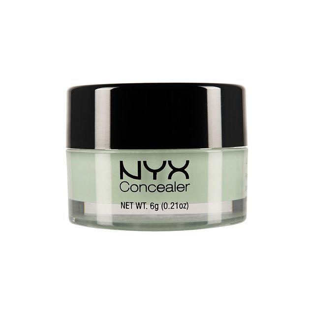 Correcteur vert Nyx Cosmetics
