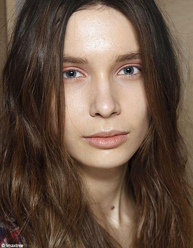 Beaute maquillage tendance look defiles Ashish