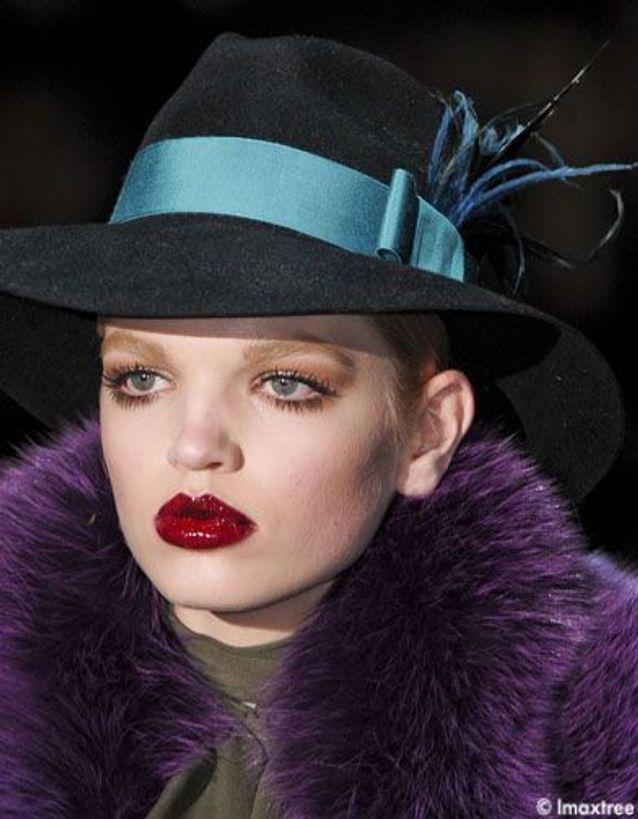 Fashion week Milan : le maquillage