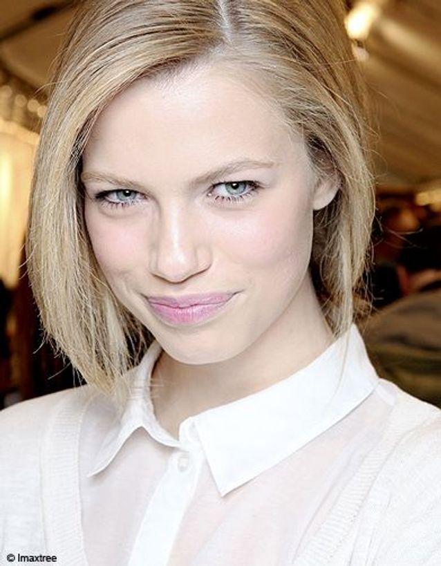 Beaute defiles paris tendance maquillage Elie Saab