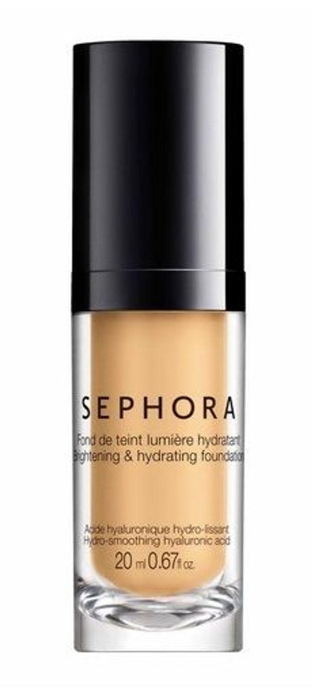 Fond de teint couvrant et hydratant Sephora