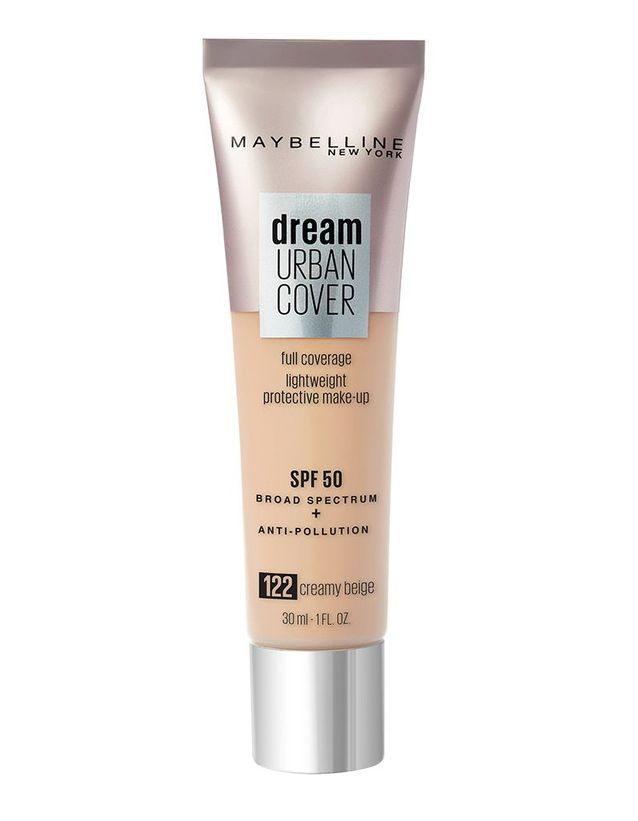 Dream Urban Cover SPF 50, Maybelline
