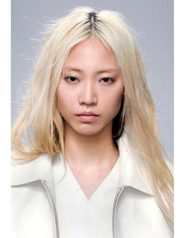 Pour les cheveux fins ou clairs