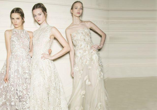 Haute couture printemps été 2013 : nos coups de cœur beauté