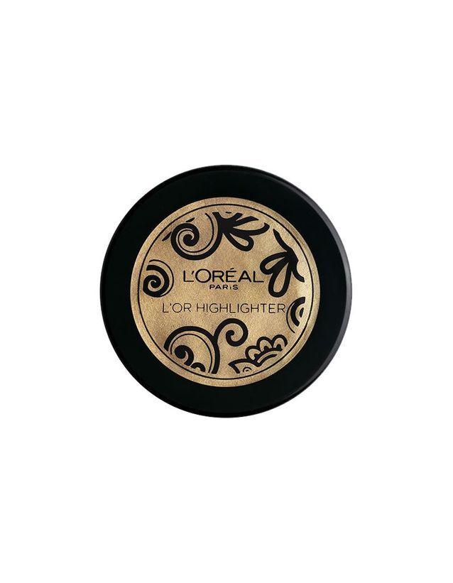 Illuminateur de teint or, L'Oréal, 10,50 €