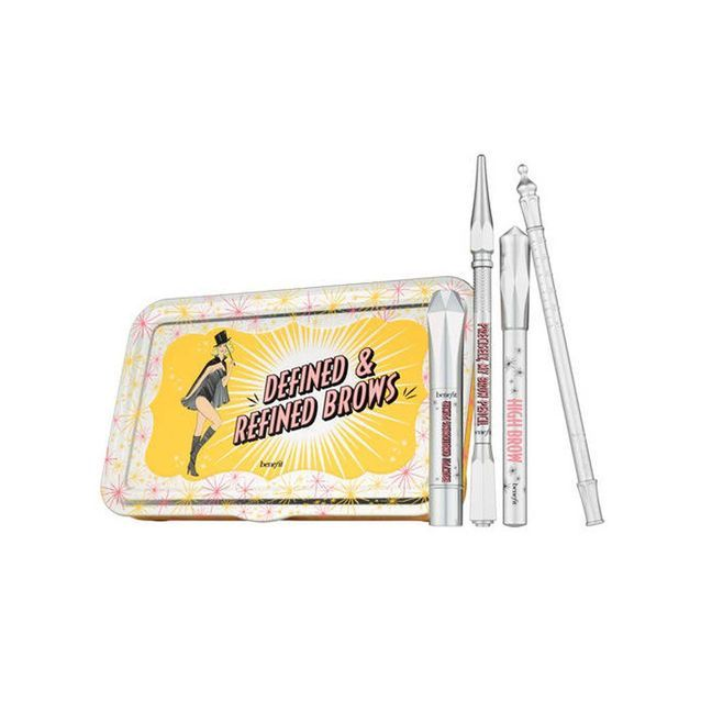 Kit sourcils Benefit, Defined and Refined Brow, 37,50 €
