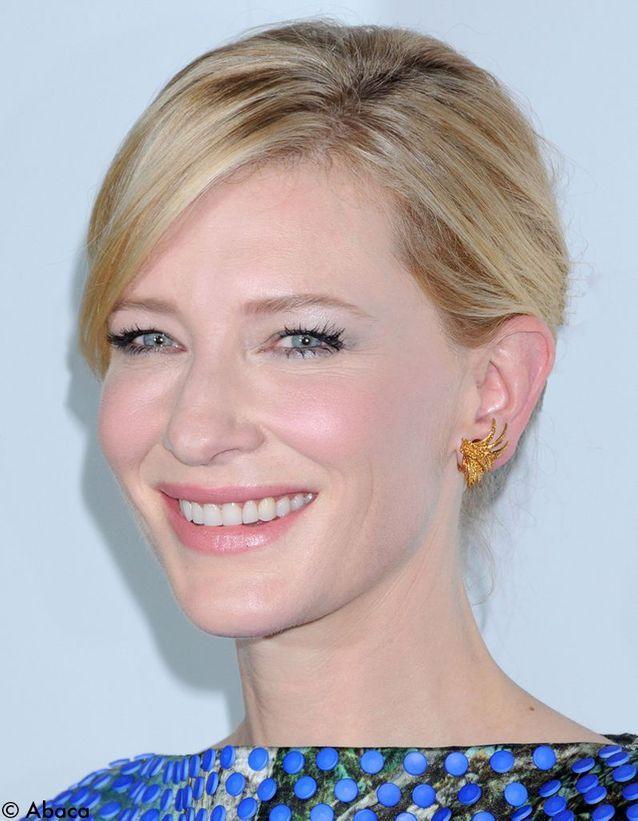 Le teint lumineux de Cate Blanchett