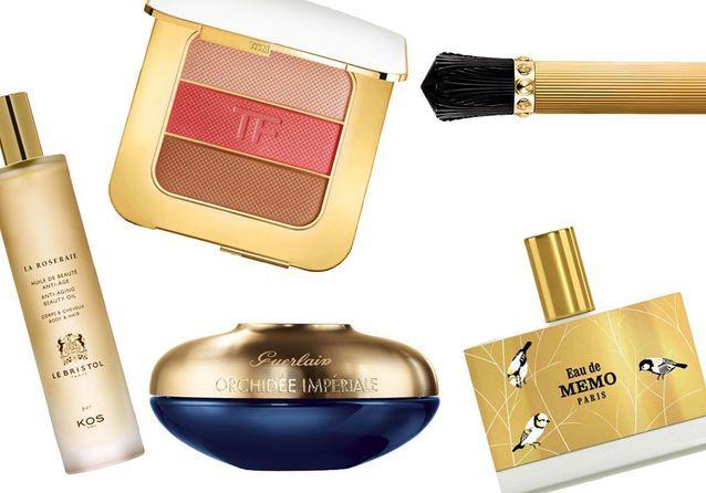 15 produits de beauté de luxe qui nous font rêver