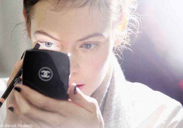 Les secrets beauté du défilé Chanel Paris-Edimbourg