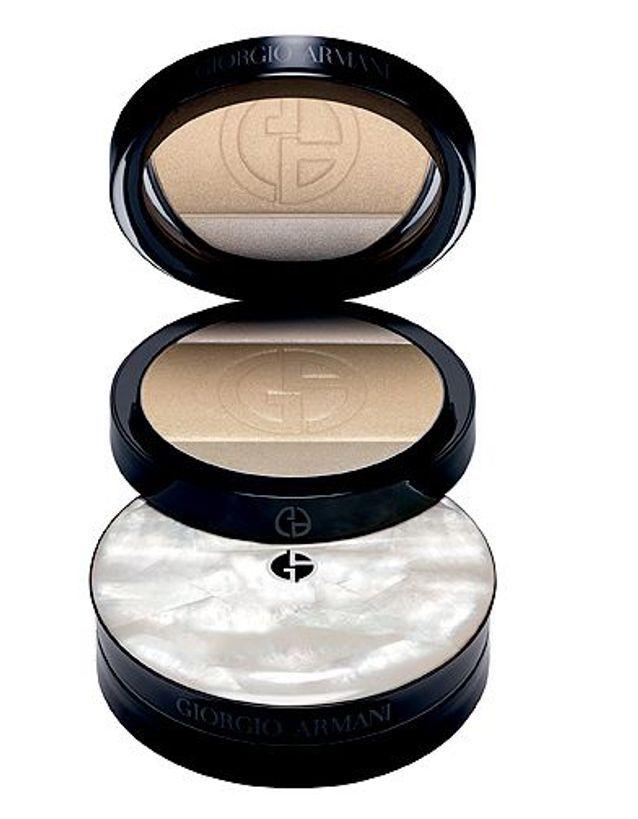 Palette maquillage Giorgio Armani