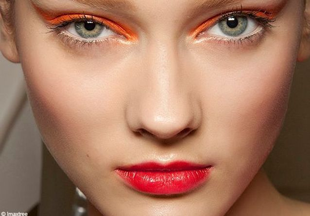 Make-up : le duo rose & orange