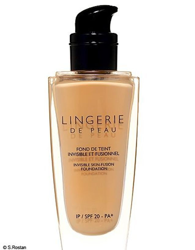 Beaute soin maquillage shopping fond de teint peau parfaite guerlain