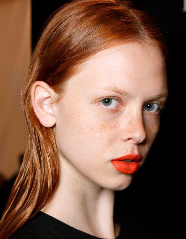 la bouche orange : don't