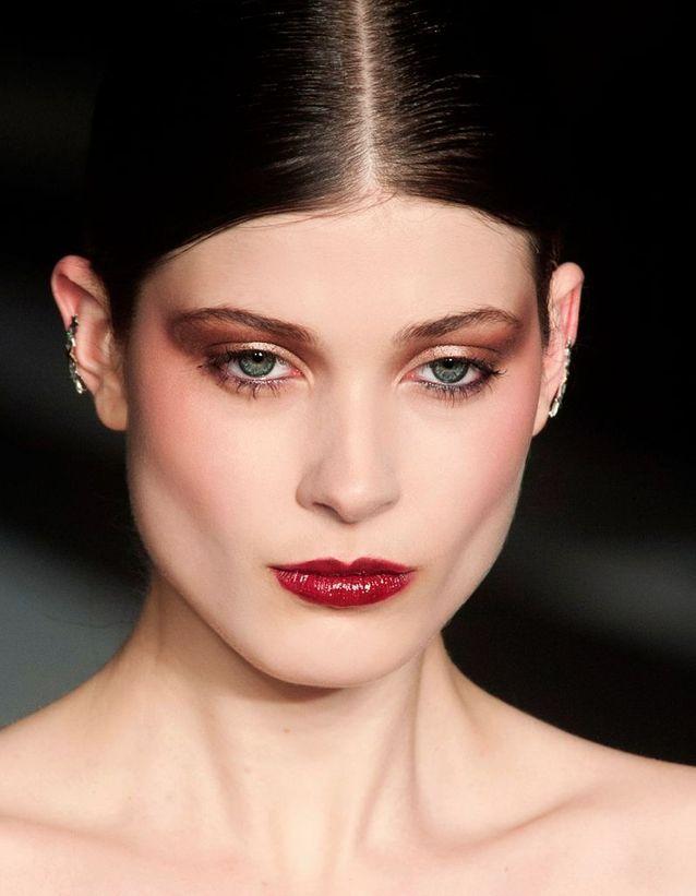 Maquillage Pour Réveillon Eighties