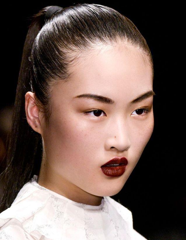 Maquillage Réveillon Asiatique