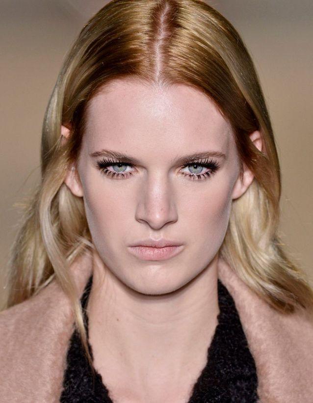 Maquillage Réveillon Faux cils