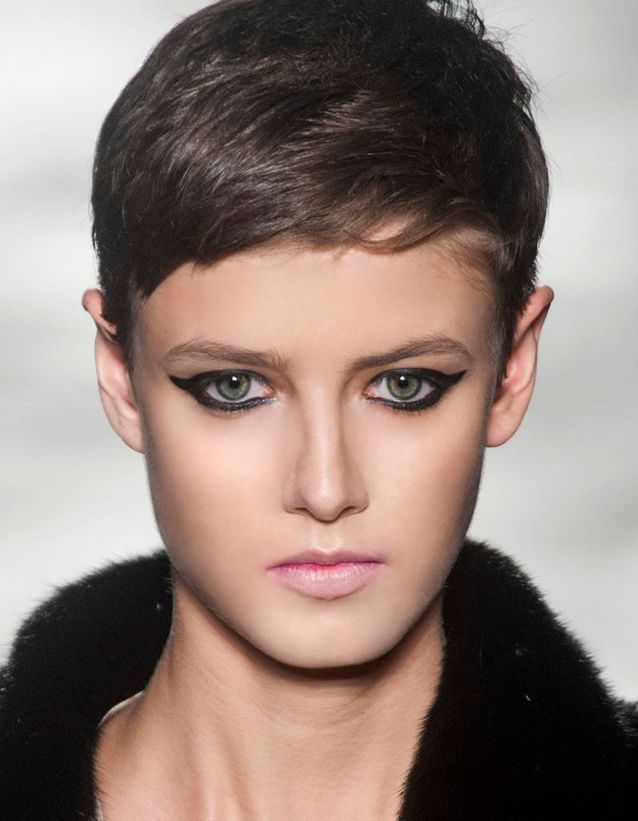 Maquillage Réveillon Sixties