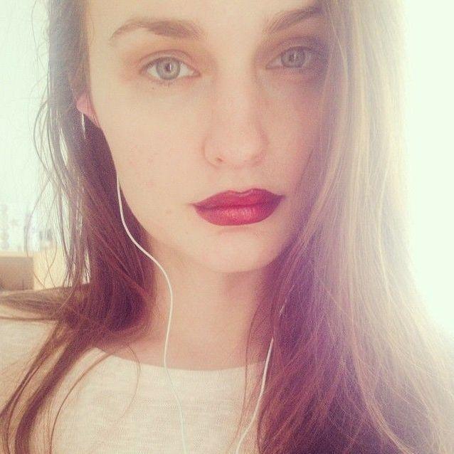 Ombré lip rouge